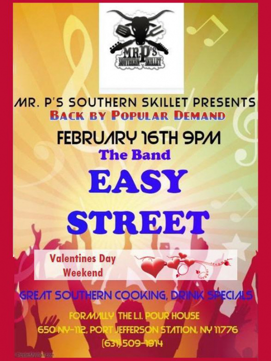 Easy Street at Mr. Ps